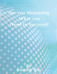 Are you measuring what you need to succeed - Cover